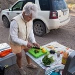 Campsite Cooking in the Wild