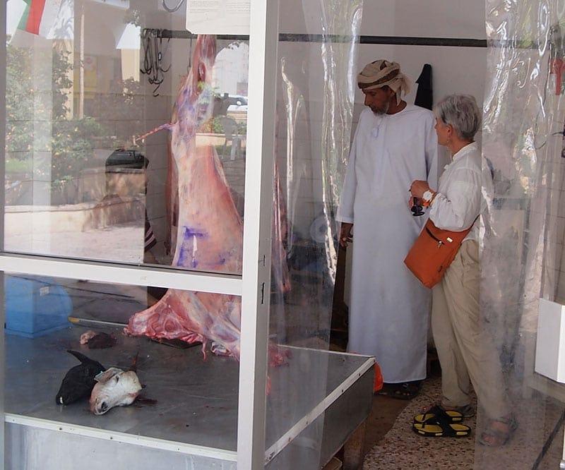 The Oman Empty Quarter - Rub' Al Khalif - Goat Butcher