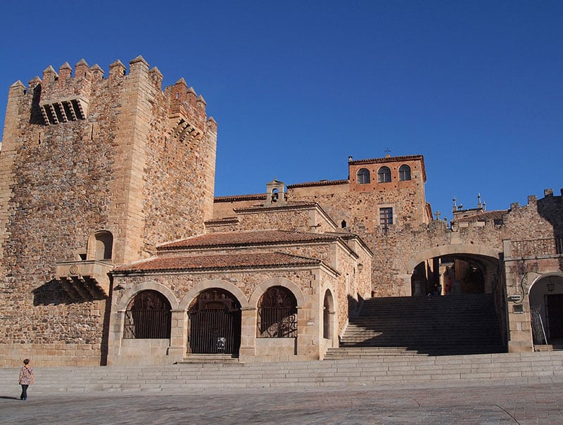 Caceres Town Square