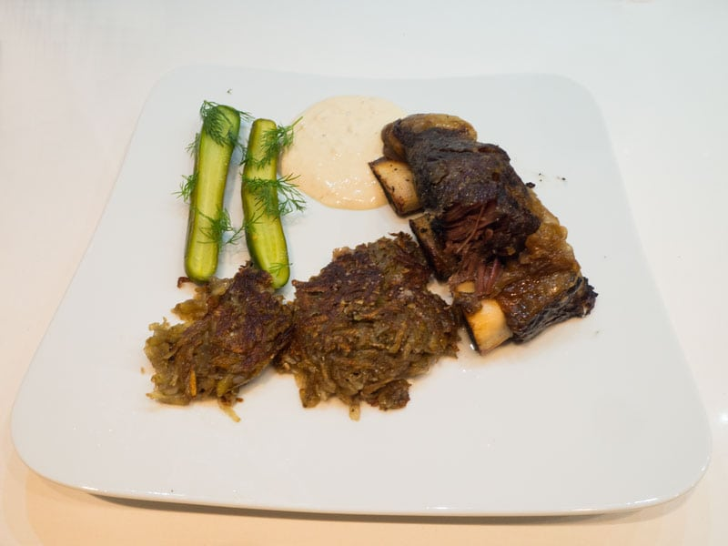 Beef short ribs dabbous