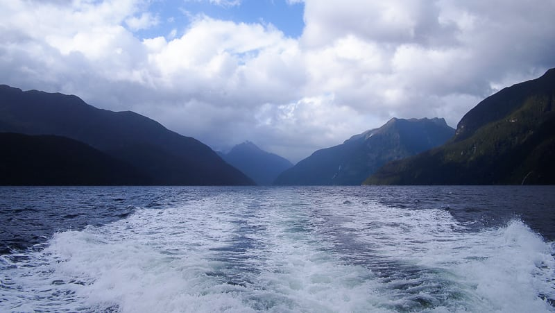 Dumping Milford Sound from our Bucket List - Latitude 65 ...