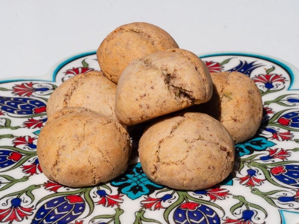 Biscotti di Mandorle alle Erbe