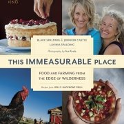 This Immesurable Place cookbook cover
