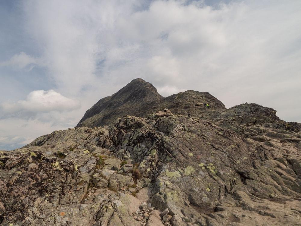 Besseggen Ridge