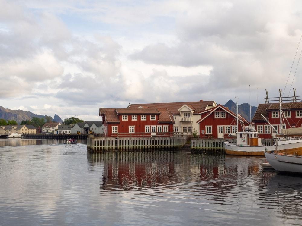 Svolvaer Port