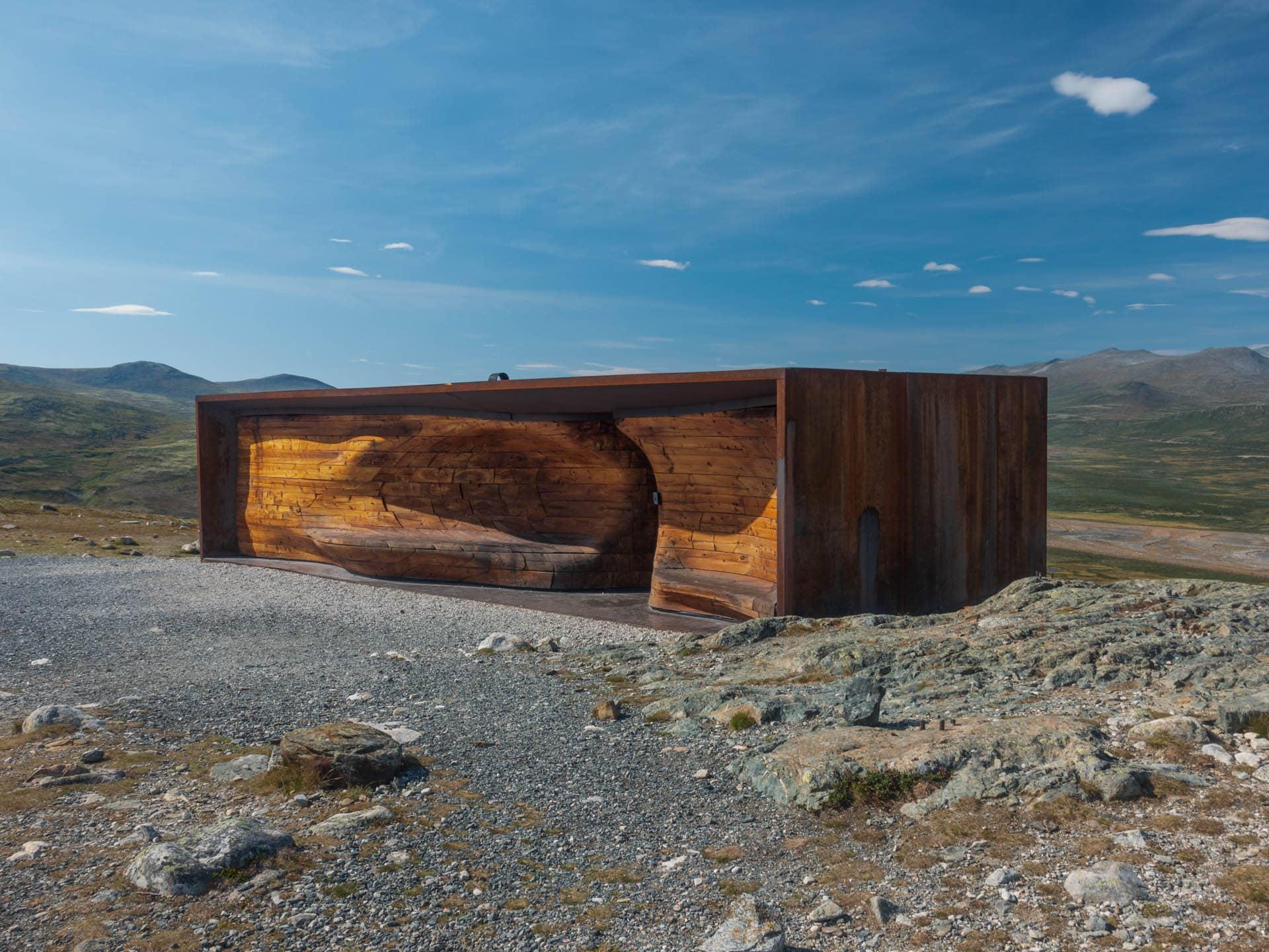 The Snøhetta Pavilion