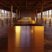 Donald Judd in Marfa